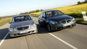 BMW en Mercedes gaan samenwerken