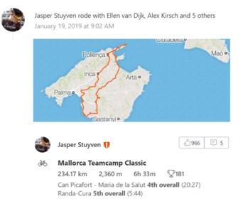 Help, ik heb Strava-noia! Online uitpakken met trainingsarbeid bezorgt renners stress en frustratie