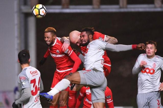 Na Antwerp-Standard: Preudhomme verwijt zijn spelers niets maar beseft dat er meer inzat
