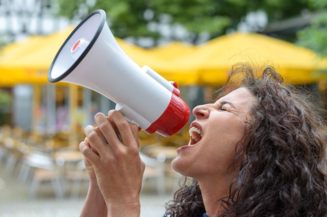 """België krijgt zijn eerste nationale vrouwenstaking: """"Als de vrouwen stoppen, stopt de wereld met draaien"""""""