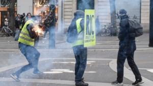 69.000 'gele hesjes' tijdens betogingen in Frankrijk