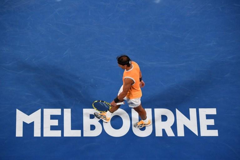 Indrukwekkende Novak Djokovic overklast Rafael Nadal en wint voor de zevende keer de Australian Open