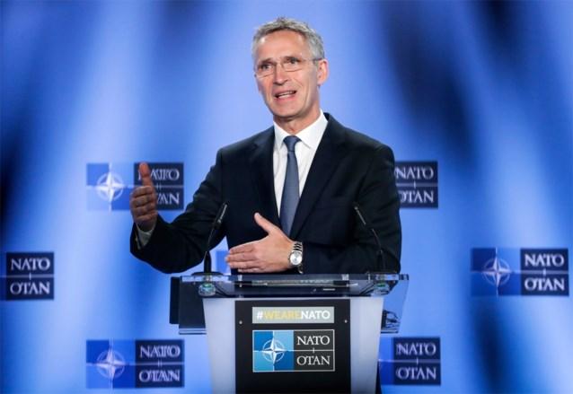 Meer geld naar NAVO sinds oproep Trump, zegt Stoltenberg