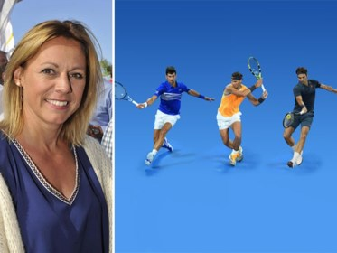 Wie is nu de beste tennisser aller tijden: Djokovic, Nadal of Federer? Sabine Appelmans wikt, weegt en beslist (met pijn in het hart)