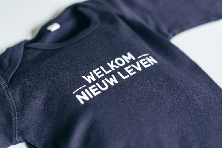 Tourist LeMC werkt samen met jong Antwerps kledinglabel