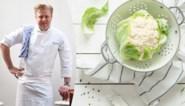 """Groentechef Seppe Nobels roept op: """"Kook bloemkool niet in gezouten water"""""""