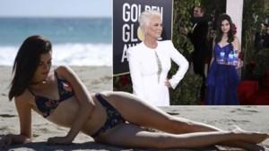 'Watermeisje' van Golden Globes spant rechtszaak aan tegen watermerk dat haar bekend maakte