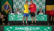 Belgen staan vandaag (vanaf 19u) voor erg lastige opdracht in Davis Cup tegen Brazilië