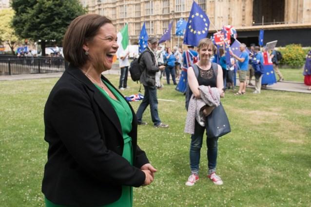 Politieke partij komt met opmerkelijk voorstel tijdens Brexit-crisis: referendum over hereniging Ierland