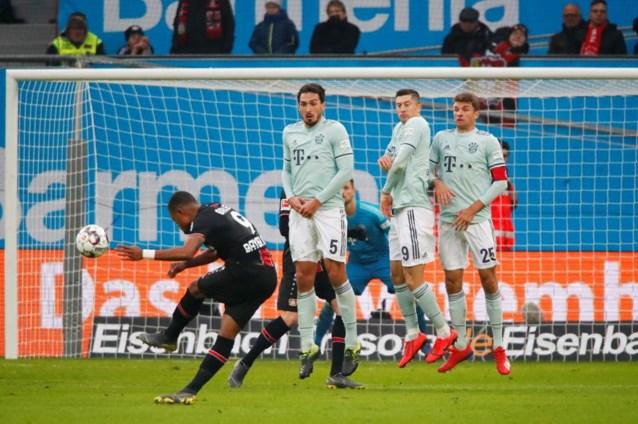 Ex-Genkenaar Leon Bailey scoort prachtig tegen Bayern, Witsel en Dortmund profiteren niet optimaal
