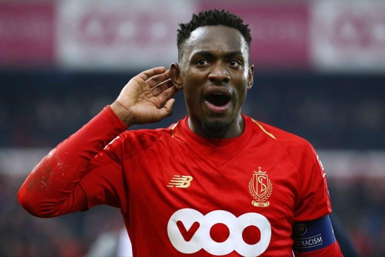 Mpoku bezorgt Standard de zege in beladen Clasico en gaat daarna Anderlecht-doelman nog wat uitdagen