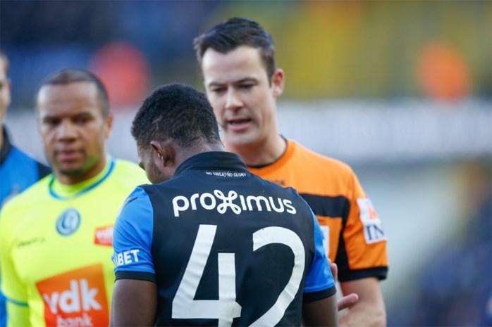 SPELERSBEOORDELINGEN. Twee gebuisden bij Club Brugge, Vadis de beste bij AA Gent