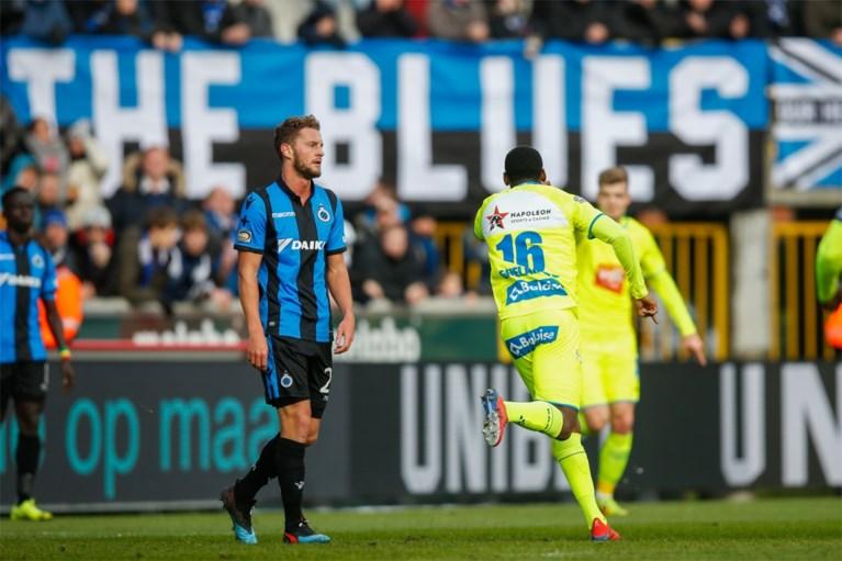 Bewogen Slag om Vlaanderen blijft onbeslist: Club Brugge en AA Gent schieten weinig op met punt