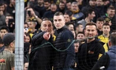 Omstreden Vranjes niet in Luik voor topper van Anderlecht... maar op uitstap naar Athene om harde kern te bezoeken