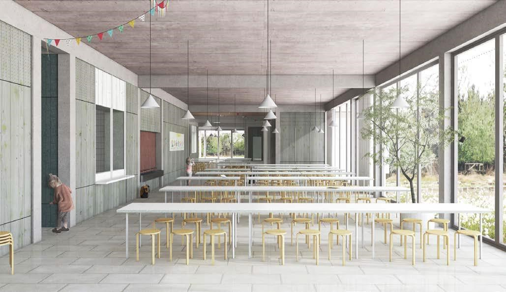 Kate Interieur Design Impressies.Nieuwe Parkschool Loopt Vertraging Op Melle Het Nieuwsblad