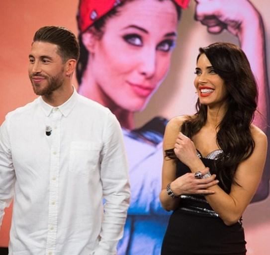 Bikkelharde verdediger Sergio Ramos trouwt in juni (eindelijk) met zijn wondermooie vrouw