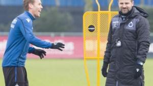 Ruud Vormer excuseert zich voor de groep bij Club Brugge, Jelle Vossen traint voluit mee maar Wesley staat aan de kant