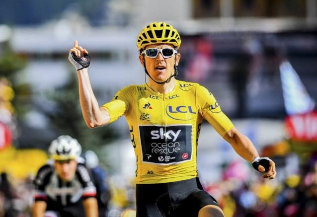 Geraint Thomas bevestigt dat hij Giro laat schieten, waardoor Team Sky in Tour dus weer met twee kopmannen zit