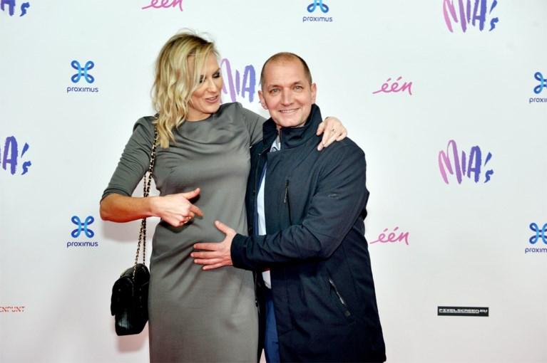 Karl Vannieuwkerke verschijnt op rode loper met zwangere vriendin