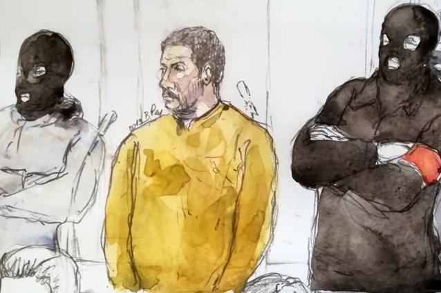 """Gijzelaars Nemmouche: """"Geen twijfel over dat hij mijn cipier en folteraar was in Syrië"""""""