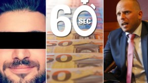Mee in één minuut: boze Francken, net sluit zich rond overvallers bankkraak en geld voor niet-stakers
