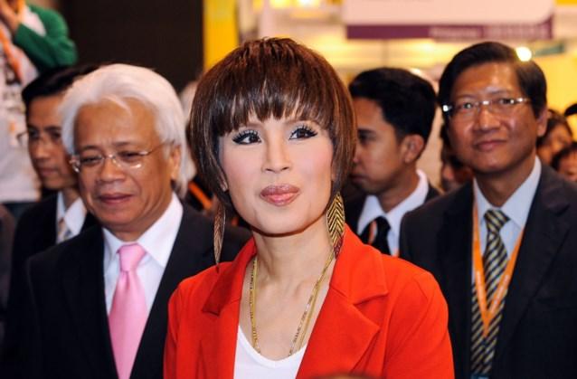 Zus van koning van Thailand is kandidaat-premier