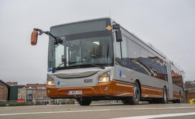Dodelijke aanrijding met bus op Flageyplein in Elsene