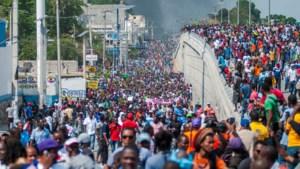 Duizenden protesteren tegen regering in Haïti