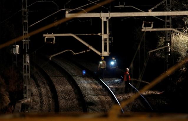Dode en acht gewonden bij treinongeval nabij Barcelona