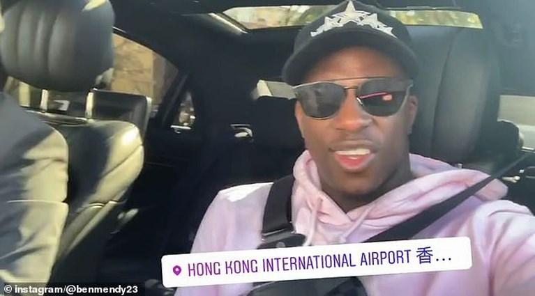 """Hilarisch moment op persconferentie Pep Guardiola: """"Zit Benjamin Mendy in Hong Kong? Ik dacht in Barcelona"""""""