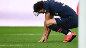 Bye bye Champions League? PSG mist ook Cavani (en Meunier) tegen Manchester United...