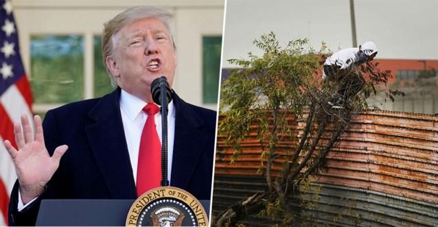 """Witte Huis waarschuwt: """"Nieuwe shutdown niet uitgesloten zonder akkoord over grensmuur"""""""