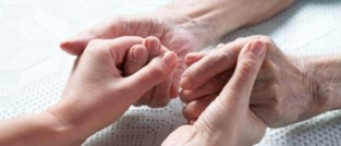 Gastspreker Sigrid De Geyter over dementie