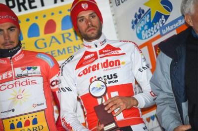 """Jimmy Janssens (29), van VDAB-statuut naar podium in Bessèges: """"Ik ben de klimversie van Ludo Dierckxsens"""""""