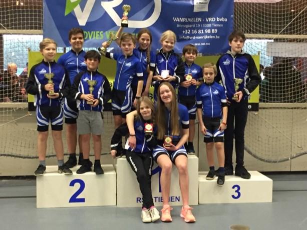 Vlaamse skeelerclubs rijden voor titel in Tienen