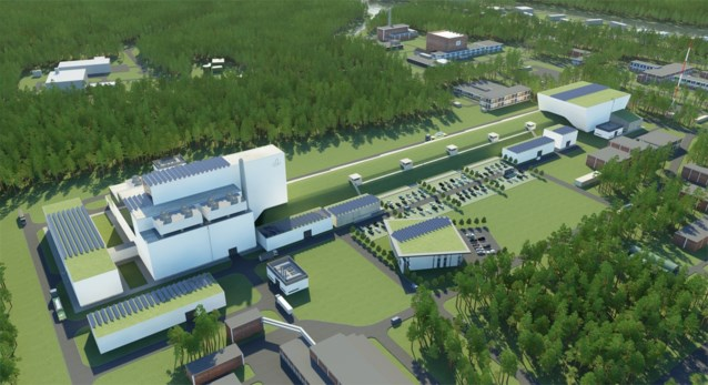 Experimentele kernreactor in Mol loopt financiering mis door val regering