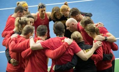 Fed Cup: België moet tegen Spanje het behoud in de Wereldgroep verzekeren