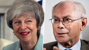 "Herman Van Rompuy noemt rol als Brexit-onderhandelaar ""fake news"""