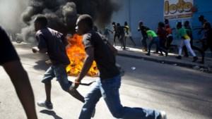 Protesten tegen president leggen Haïti voor vijfde dag op rij lam