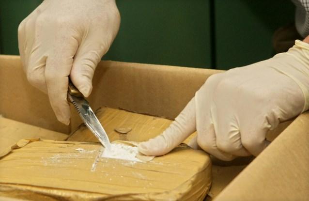 273 kilo cocaïne onderschept in container uit Suriname in Antwerpse haven