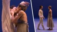 Prachtig: zo danste Hanne Decoutere de balkonscène uit balletklassieker Romeo en Julia