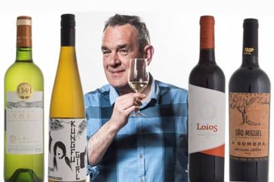 Onze wijnkenner Alain Bloeykens proeft vier nieuwe lentewijnen