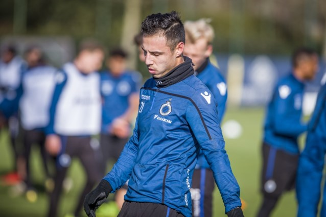 Ivan Leko dropt Cools en Dennis in de basis bij Club Brugge tegen Salzburg
