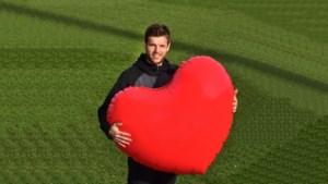 Killian Overmeire over zijn hart voor Lokeren, zijn privétoilet, telefoontjes van de voorzitter en interesse van Club Brugge en Ivan Leko.