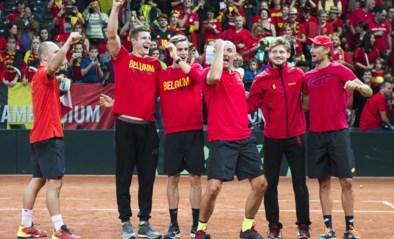 Belgische mannen treffen Australië en Colombia in eerste editie van WK tennis