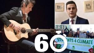 Mee in één minuut: Willy Willy is dood, opnieuw duizenden klimaatspijbelaars en Dries Van Langenhove versus Facebook