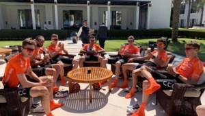 """Tiende keer Ronde van Oman en Greg Van Avermaet miste nog maar één editie: """"Ik koers hier gewoon graag"""""""