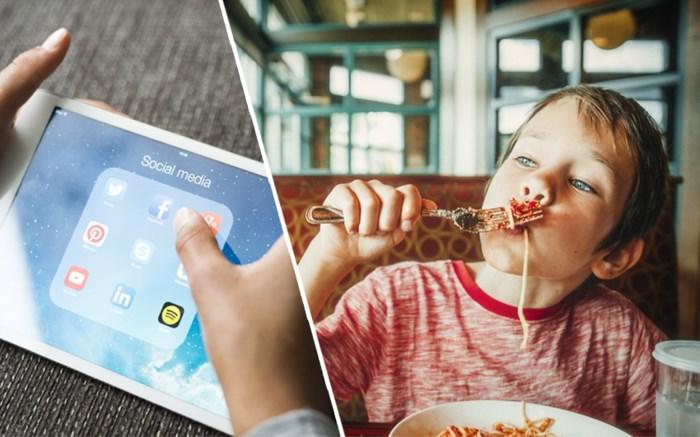 Met je kind op restaurant? Zo redden deze mama's het (meestal) zonder iPad