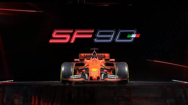 Ferrari maakt als eerste presentatiedatum nieuwe F1-bolide 2020 bekend