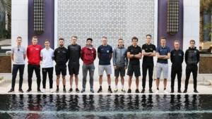 QUIZ. Herken jij de renners in Oman zonder koerskleren?